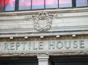Reptile House.