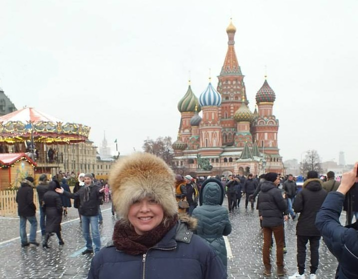 Red Square!