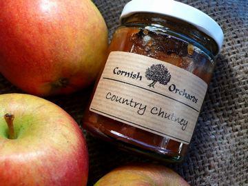 Chutney from Cornwall.