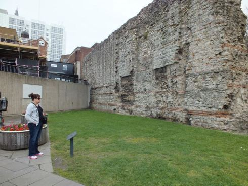 Roman Wall.
