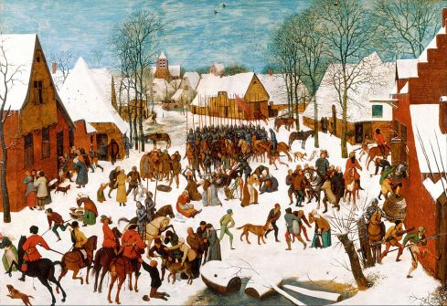The Massacre of the Innocents by Pieter Bruegel the Elder, 1566