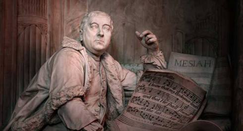George Frideric Handel (internet photo).