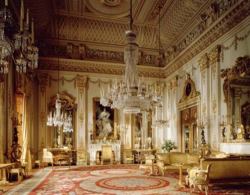 The White Drawing Room.