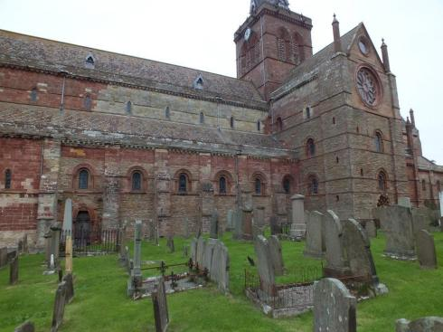St. Magnus Cathedral.