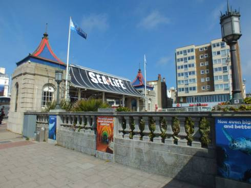 Brighton Sea Life Centre.