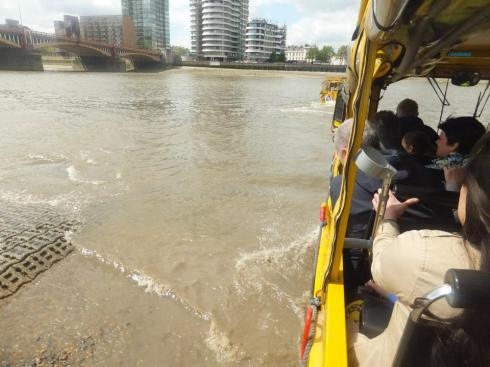 Boat mode!