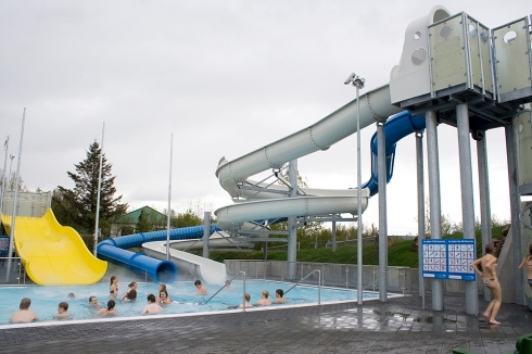 The water slides (internet photo).